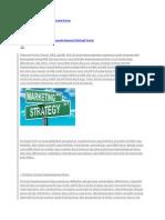 Strategi Generik Menurut Michael Porter