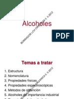 Alcoholes Clase II-2012 Primera Parte Vers 4