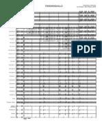 Fandanguillo Score