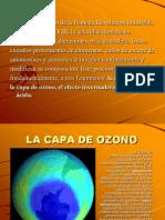 3) Unidad i - La Capa de Ozono