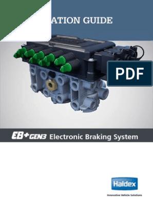 Haldex Abs Wiring Diagram Power Supply Plug. . Wiring Diagram on