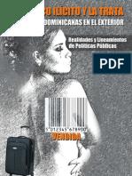 El tráfico ilícito y la trata de mujeres dominicanas en el exterior