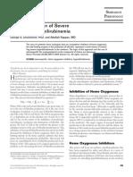 Chemoprevention of Severe Neonatal Hyperbilirrubinemia