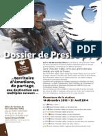 Expo La guerre des Gaules à Serre Chevalier, 2013