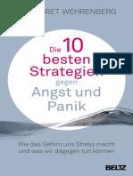 Beltz Verlag - Die 10 Besten Strategien Gegen Angst Und Panik (04-2012) (ATTiCA)