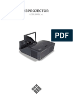 i3PROJECTOR user manual ENG