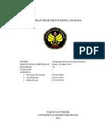 LAPORAN PRAKTIKUM KIMIA ANALISA KATION GOLONGAN PERTAMA.docx