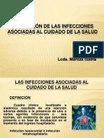 Prevención de las infecciones asociadas al cuidado de la salud - REDVENEO