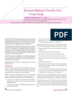 Short-Term Decision Making in Foundry Unit- A Case Study.pdf