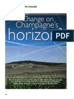 Change on Champagne's Horizon?