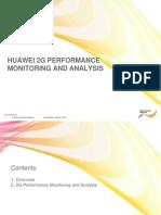 2G Huawei Performance Monitoring