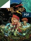 Fairy Quest. ¡Comienza una mágica aventura! Echa un vistazo a varias de sus páginas