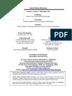Jurnal Sistem Informasi - Edisi September 2011.pdf
