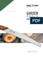 Dictum Gardentools En
