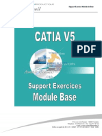Exercices Base catia v5