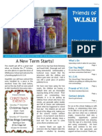 Friends of WISH Newsletter issue 4