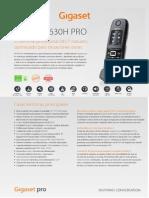 Ficha técnica R630H PRO
