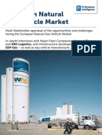 European Natural Gas Vehicle Market