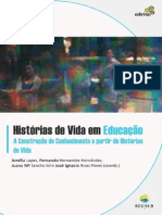 Histórias de Vida em Educação