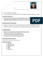 Civil Engineer as Well s a Draghtman and 3D  Designer