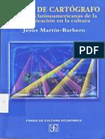 Oficio de Cartografo_Travesias Latinoamericanas de La Comunicacion en La Cultura