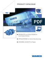 2011 WABCO Product Catalog