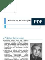 Kondisi Kerja dan Psikologi Kerekayasaan.ppt