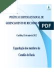Politica_e_segrh - Bacias Parana