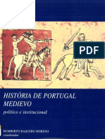 História de Portugal Medievo (político e institucional) - H2