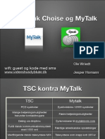 Oplæg TSC og Mytalk.pdf