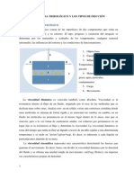 Sistema Tribologico y Los Tipos de Friccion