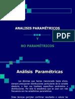 Analisis Parametricos y No Parametricos