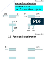 2_3 Force Mass Acceleration