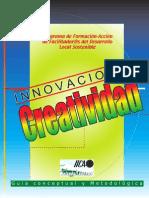 Taller Innovacion y Creatividad