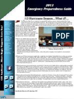 ser emergency prep guide 2013rev1