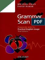 Grammar Scan - diagnostic test Michael Swan.pdf