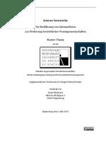 Interne Netzwerke - Die Einführung von Intranetforen  zur Förderung betrieblicher Praxisgemeinschaften