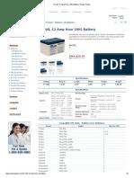 12 Volt, 12 Amp Hour (AH) Battery _ Gruber Power