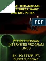 PELAN TINDAKAN INTERVENSI LINUS 2013.ppt