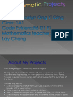 Mathematic Projects