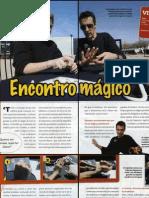 ENCONTRO MÁGICO COM LUIS DE MATOS