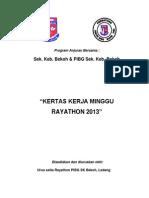 Kertas Kerja Rayathon PIBG 2012