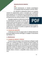 Manual Exame Chagas