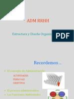Est Organizac