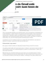 O Redesign do Gmail está acabando com suas taxas de aberturas_