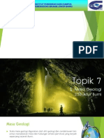 Topik 7 Masa Geologi struktur bumi.pptx