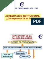 CPPe Acreditación d II. EE.