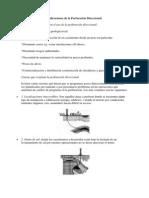 Aplicaciones de la Perforación Direccional