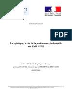 La logistique, levier de la performance industrielle.pdf