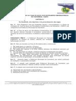 Regimento Interno Caeuc
